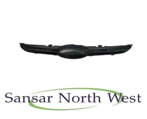 Ford Fiesta - Front Grill Upper - Holds Badge - 2008 - 2012 Models